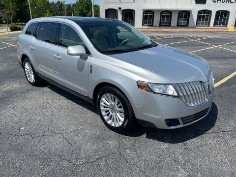2011 Lincoln MKT for sale at H & B Auto in Fayetteville AR