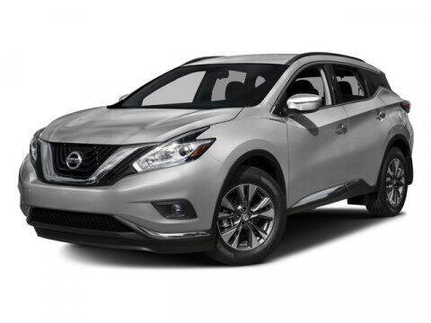 2017 Nissan Murano for sale at SCOTT EVANS CHRYSLER DODGE in Carrollton GA