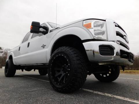 2014 Ford F-250 Super Duty for sale at Used Cars For Sale in Kernersville NC