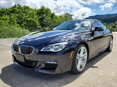 2016 BMW 6 Series for sale at Painlessautos.com in Bellevue WA