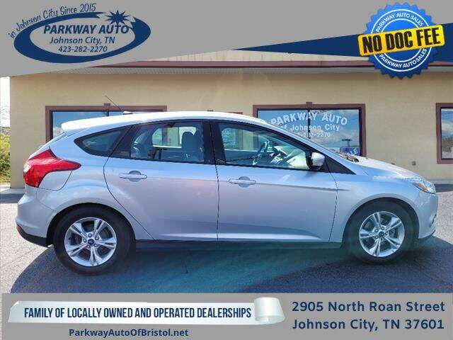 2013 Ford Focus for sale at PARKWAY AUTO SALES OF BRISTOL - PARKWAY AUTO JOHNSON CITY in Johnson City TN