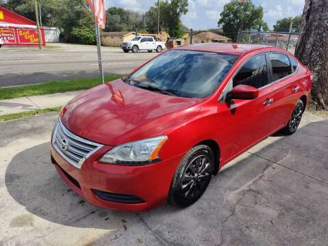 2013 Nissan Sentra for sale at Advance Import in Tampa FL