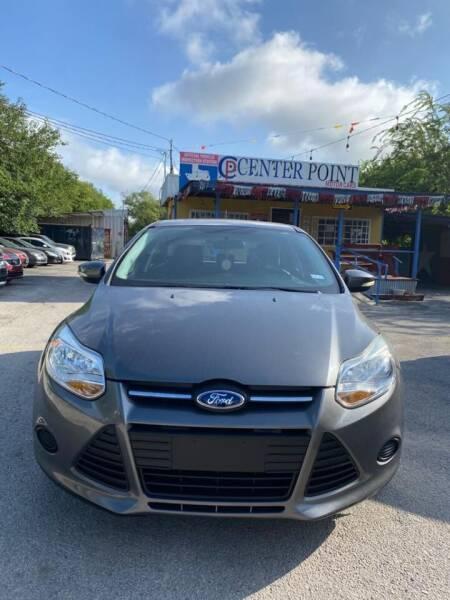 2014 Ford Focus for sale in San Antonio, TX