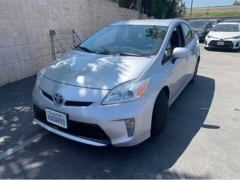 2012 Toyota Prius for sale at Aria Auto Sales in El Cajon CA
