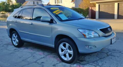 2008 Lexus RX 350 for sale at Apollo Auto El Monte in El Monte CA
