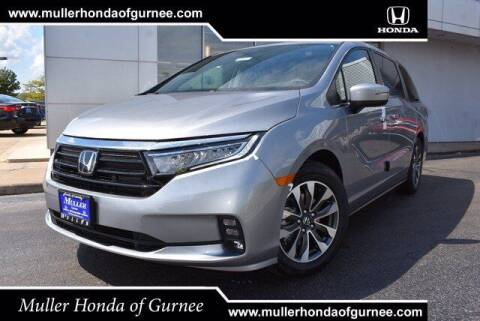 2021 Honda Odyssey for sale at RDM CAR BUYING EXPERIENCE in Gurnee IL