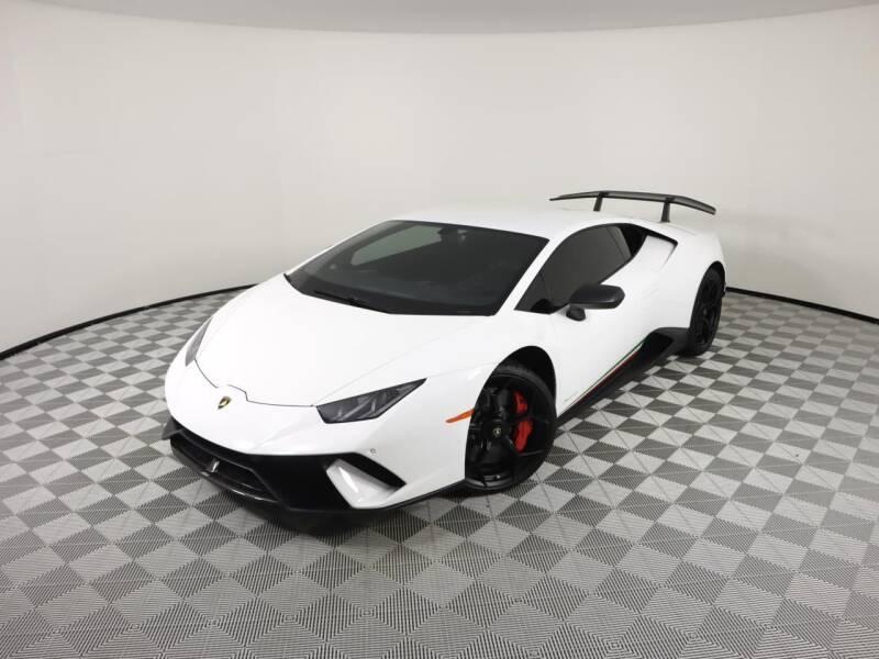 2018 Lamborghini Huracan for sale in Fort Lauderdale, FL