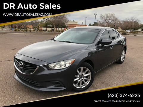2016 Mazda MAZDA6 for sale at DR Auto Sales in Glendale AZ