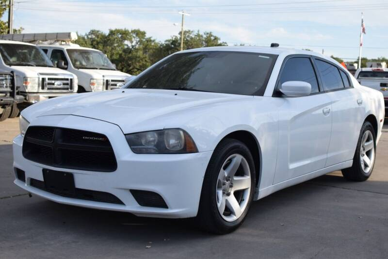 2013 Dodge Charger for sale at Capital City Trucks LLC in Round Rock TX