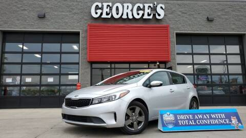 2017 Kia Forte5 for sale at George's Used Cars - Pennsylvania & Allen in Brownstown MI