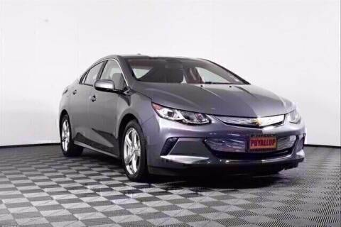 2018 Chevrolet Volt for sale at Washington Auto Credit in Puyallup WA