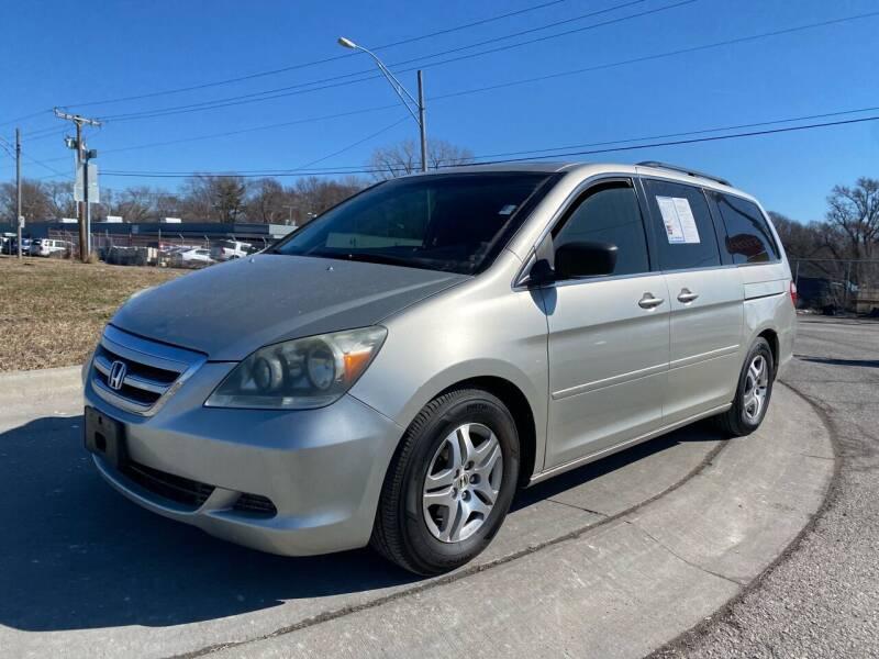 2005 Honda Odyssey for sale at Xtreme Auto Mart LLC in Kansas City MO