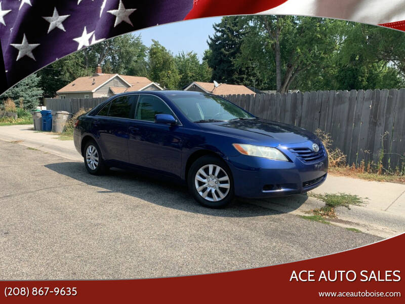 2008 Toyota Camry for sale at Ace Auto Sales in Boise ID