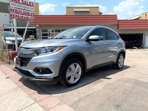 2019 Honda HR-V for sale at ELITE MOTOR CARS OF MIAMI in Miami FL