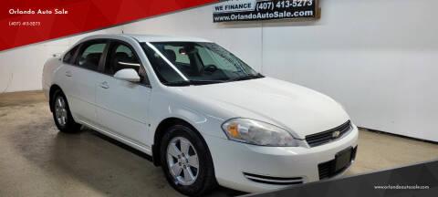 2008 Chevrolet Impala for sale at Orlando Auto Sale in Orlando FL