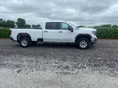 2020 GMC Sierra 2500HD for sale at MOES AUTO SALES in Spiceland IN