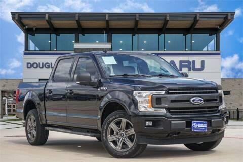 2020 Ford F-150 for sale at Douglass Automotive Group - Douglas Subaru in Waco TX