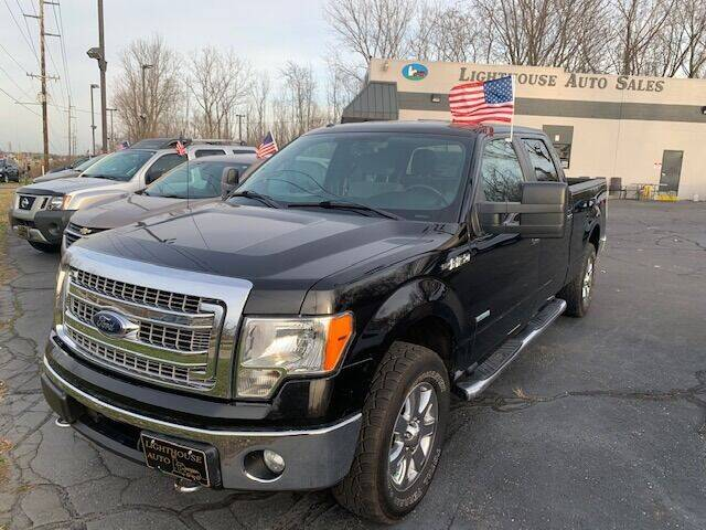 2013 Ford F-150 for sale at Lighthouse Auto Sales in Holland MI