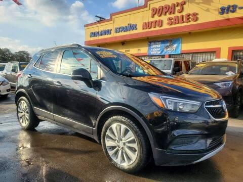 2017 Buick Encore for sale at Popas Auto Sales in Detroit MI