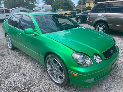 1998 Lexus GS 400 for sale at Trocci's Auto Sales in West Pittsburg PA