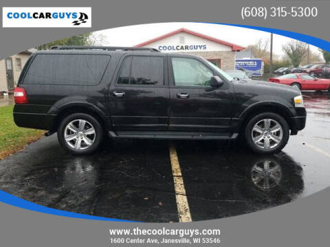 2011 Ford Expedition EL for sale at Cool Car Guys in Janesville WI