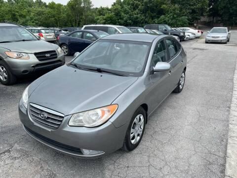 2009 Hyundai Elantra for sale at Best Buy Auto Sales in Murphysboro IL