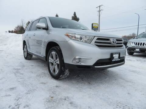 2011 Toyota Highlander for sale at Import Exchange in Mokena IL
