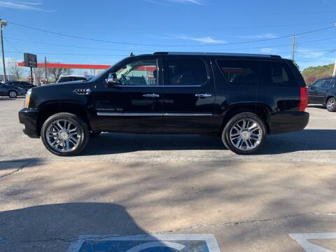 2012 Cadillac Escalade ESV for sale at Smooth Solutions 2 LLC in Springdale AR