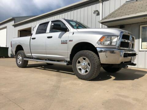 2017 RAM Ram Pickup 2500 for sale at BERG AUTO MALL & TRUCKING INC in Beresford SD