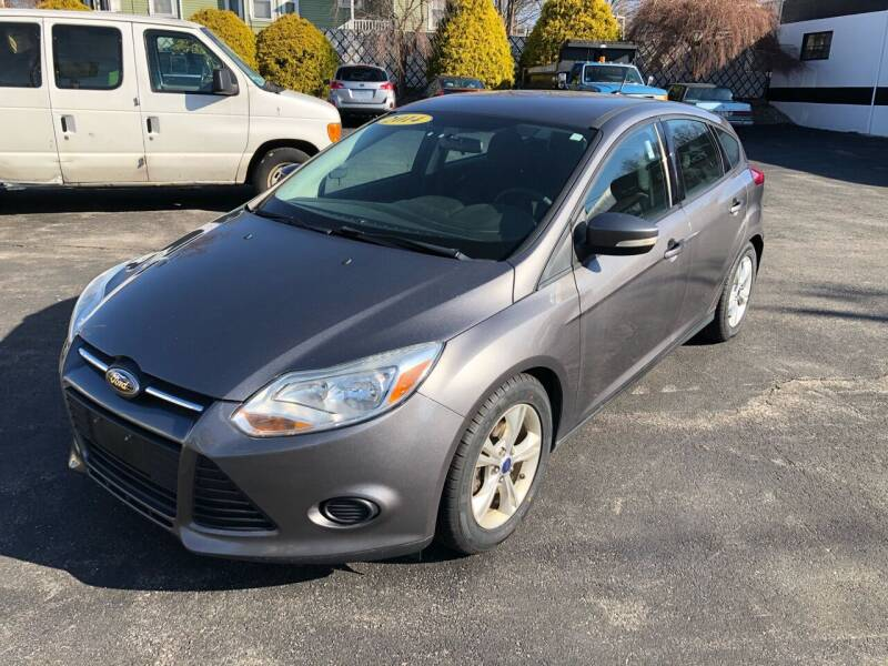 2014 Ford Focus for sale at Tony Luis Auto Sales & SVC in Cumberland RI