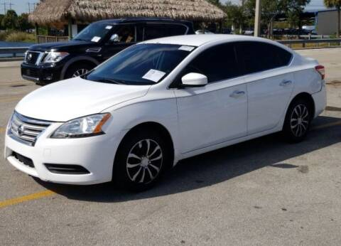 2015 Nissan Sentra for sale at JacksonvilleMotorMall.com in Jacksonville FL