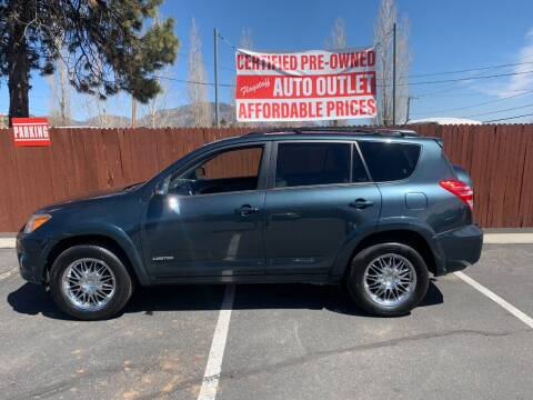 2010 Toyota RAV4 for sale at Flagstaff Auto Outlet in Flagstaff AZ