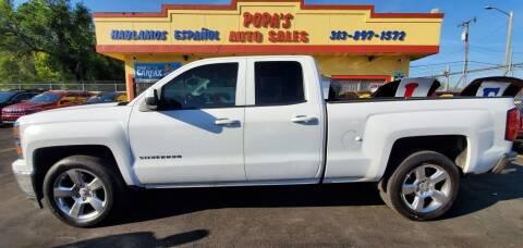 2014 Chevrolet Silverado 1500 for sale at Popas Auto Sales in Detroit MI