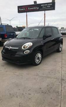 2014 FIAT 500L for sale at Town and Country Motors in Mesa AZ
