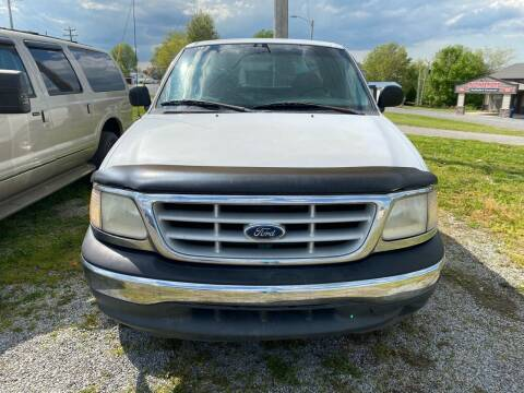 1999 Ford F-150 for sale at Kings Auto Sales in Cadiz KY