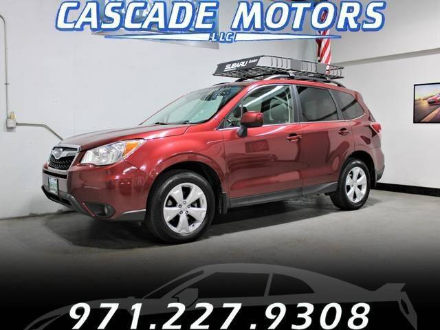 2014 Subaru Forester for sale at Cascade Motors in Portland OR