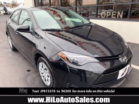 2018 Toyota Corolla for sale at BuyFromAndy.com at Hi Lo Auto Sales in Frederick MD