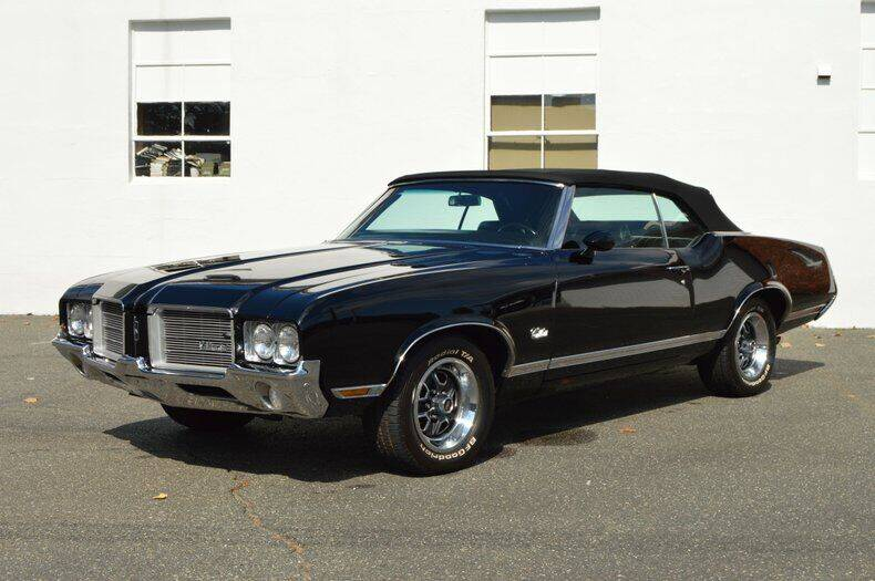 1971 Oldsmobile Cutlass for sale in Springfield, MA