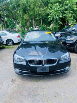 2013 BMW 5 Series for sale at Hartford Auto Center in Hartford CT