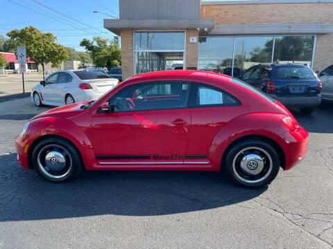 2012 Volkswagen Beetle for sale at Auto Sport INC in Grand Rapids MI
