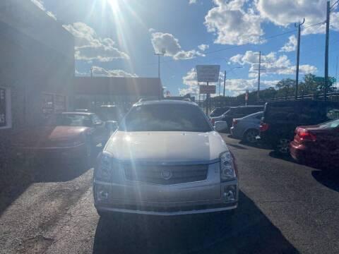 2004 Cadillac SRX for sale at Global Motors 313 in Detroit MI