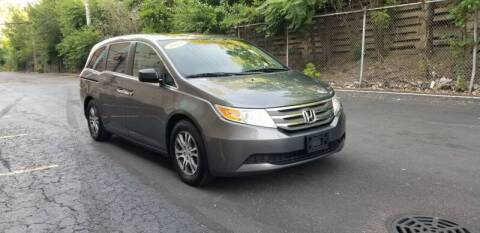 2011 Honda Odyssey for sale at U.S. Auto Group in Chicago IL