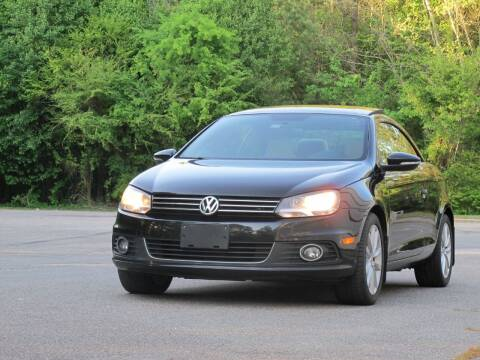 2013 Volkswagen Eos for sale at Best Import Auto Sales Inc. in Raleigh NC