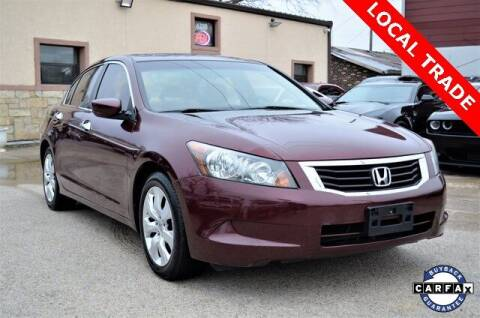 2010 Honda Accord for sale at LAKESIDE MOTORS, INC. in Sachse TX