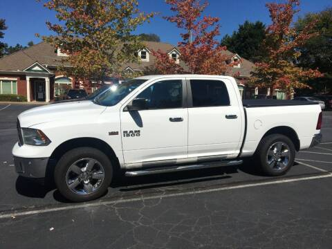 2014 RAM Ram Pickup 1500 for sale at Southern Auto Solutions - Georgia Car Finder in Marietta GA