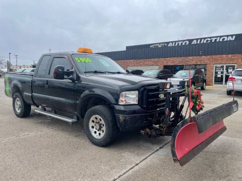 2006 Ford F-250 Super Duty for sale at Motor City Auto Auction in Fraser MI