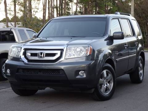 2011 Honda Pilot for sale at Deal Maker of Gainesville in Gainesville FL
