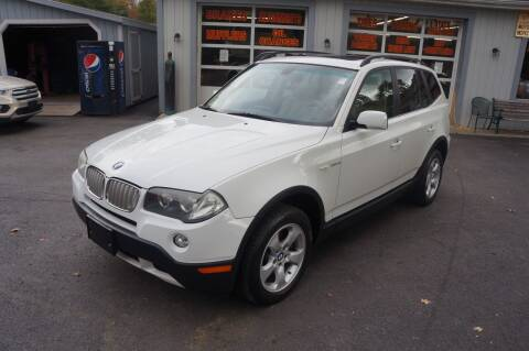 2007 BMW X3 for sale at Autos By Joseph Inc in Highland NY