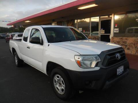 2012 Toyota Tacoma for sale at Auto 4 Less in Fremont CA