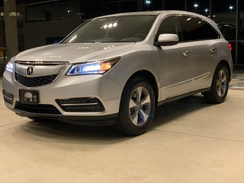 2014 Acura MDX for sale at Unix Auto Trade in Sleepy Hollow IL